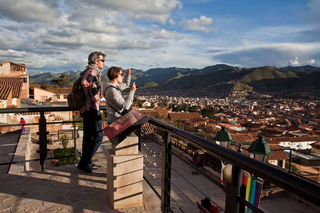 Dealing With Altitude Sickness In Peru