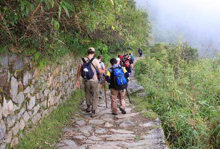Inca Trail Hikers & Guides